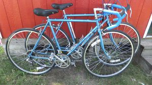 Pair of (2) Univega Sportour road bikes for Sale in Lexington, MA