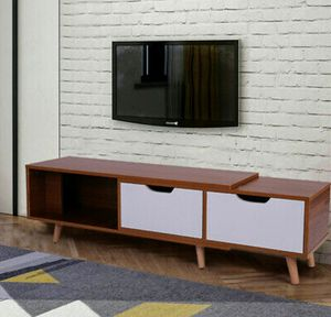 """TV Stand, Console Storage Cabine,coffe table 70"""" for Sale in Tucson, AZ"""