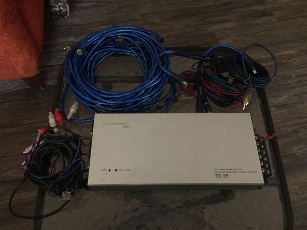 TS Power TD -55 amplifier by Nesa