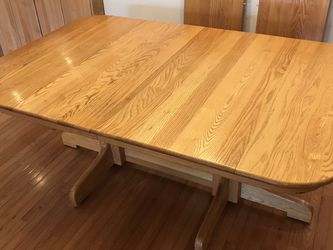 Gorgeous Oak Dining Table for Sale in Pittsburgh,  PA
