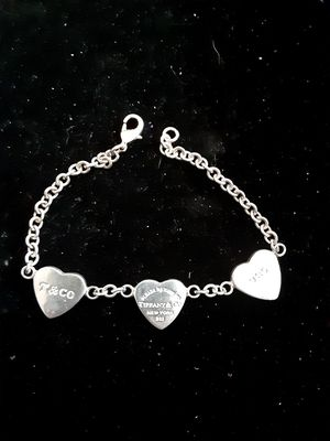 Tiffany Heart Bracelet for Sale in Las Vegas, NV