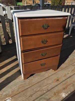 Wooden dresser for Sale in Broadway, NC