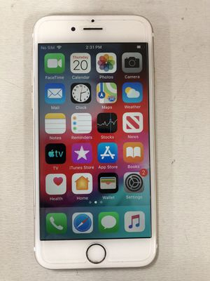 iPhone 6 - Unlocked - 16GB for Sale in Rogers, AR