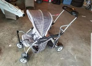 Sit N Stand double stroller for Sale in Collinsville, IL