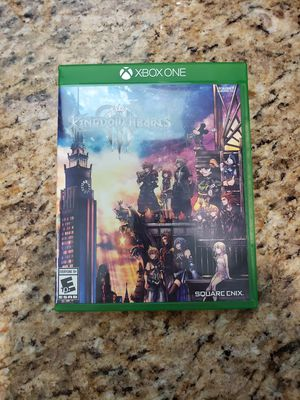 Kingdom hearts 3 xbox one for Sale in Saint Cloud, FL