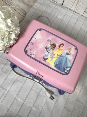 Disney Princess CD player / jewelry box for Sale in Lowell, MA