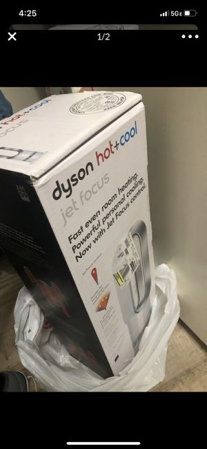 Dyson hot + cool fan for Sale in Waller, TX