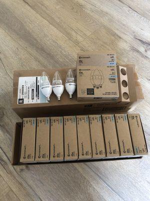 30 ecosmart 40w lightbulbs for Sale in Torrance, CA