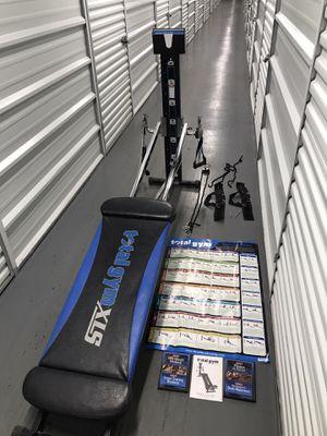 Total gym, STX for Sale in Pinellas Park, FL