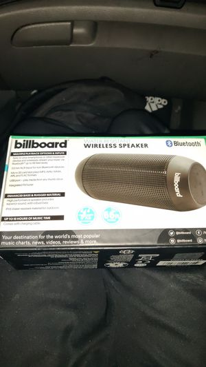 New Bluetooth speaker for Sale in Anaheim, CA