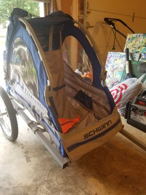 Bicycle Trailer for child (pickup only) for Sale in Bowie, MD