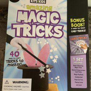 Kids Magic Tricks Kit for Sale in Spring Valley, CA