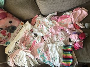 Baby Clothes 0-3 months for Sale in Carrollton, TX