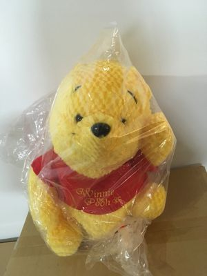 Disney cute Winnie the Pooh plushie for Sale in Milpitas, CA