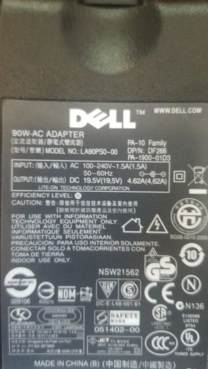 Dell Laptop charger for Sale in Orlando, FL
