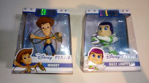 Toy Story Metal Fig Collectibles for Sale in Pflugerville, TX
