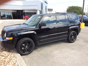 2017 Jeep Patriot for Sale in San Marcos, TX