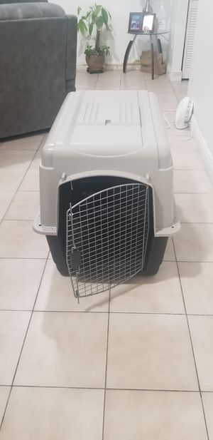 Dog cage brand new 30-50 lbs for Sale in North Miami Beach, FL