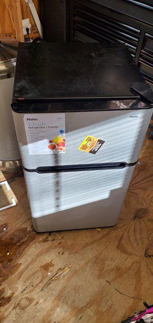 Haier mini fridge 3.3 for Sale in Boston, MA