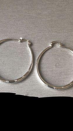 Cute earrings stamp 925 for Sale in Portland,  OR
