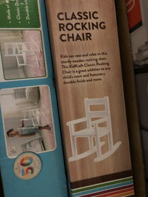 Kidcraft Kids Rocking Chairs for Sale in Columbus, OH