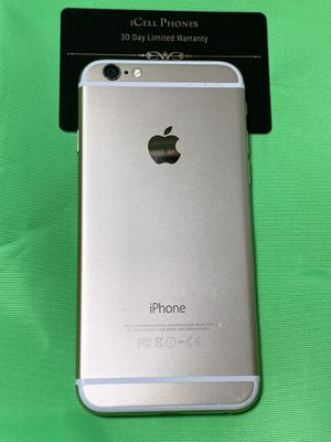 Unlocked iPhone 6 128GB Gold for Sale in San Jose, CA