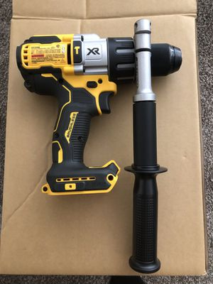 Dewalt DCD998 20V MAX* XR 1/2 IN. BRUSHLESS HAMMER DRILL/DRIVER WITH POWER DETECT TOOL TECHNOLOGY for Sale in Vancouver, WA