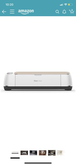 Cricut maker for Sale in Irving, TX