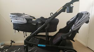 Graco Uno2duo stroller for Sale in Oxon Hill, MD