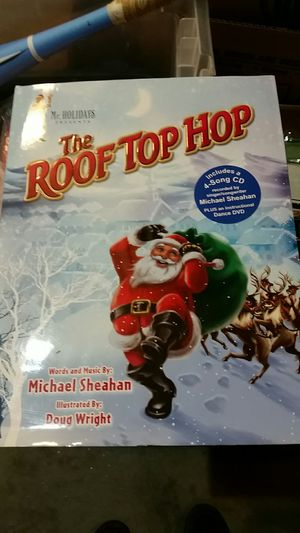 New Christmas book with CD for Sale in Waterbury, CT