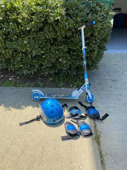 Halo Kids Scooter With Protection Set for Sale in Charlotte, NC