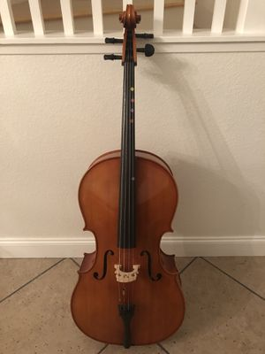 Paganini full size cello for Sale in San Marcos, CA