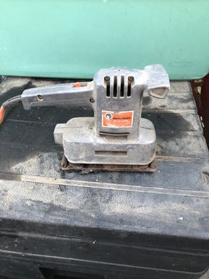 Sander for Sale in Tracy, CA
