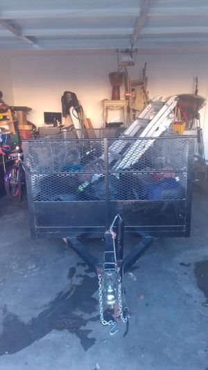 5' by 10' Trailer for Sale in Laveen Village, AZ