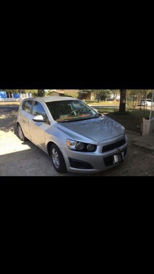 Chevy Sonic Lt for Sale in San Antonio, TX