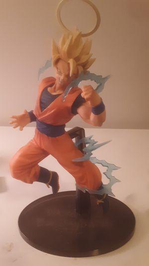 Goku Statue- Dragonball Z for Sale in Lynnwood, WA