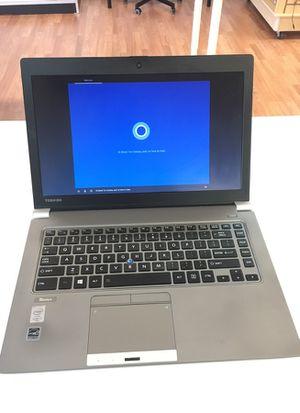 Nice toshiba laptop core i7 tecra 8 gb ram 256 gb ssd for Sale in Seattle, WA