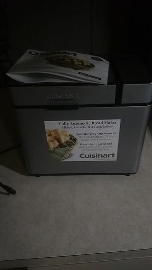 Cuisinart Automatic Bread maker for Sale in Lakeland, FL