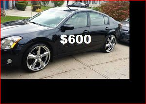 2004 Nissan Maxima only$600 for Sale in Washington, DC