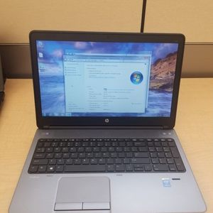 HP PROBOOK LAPTOPS, 15.6 INCHES SCREEN SIZE, INTEL I5, RAM 4GB, STORAGE 320GB, WIN 10 PRO for Sale in Columbus, OH