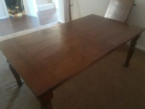 Fine formal dining table. for Sale in Bend, OR