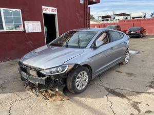 2018 Hyundai Elantra parts only for Sale in Phoenix, AZ