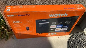 50 inch 4k Smart TV for Sale in Mather, CA