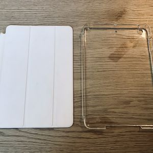 iPad Mini 2 and 3 Smart Cover and Plastic Back Case for Sale in Chino Hills, CA