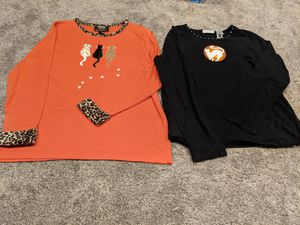 Women's Halloween/Fall shirts for Sale in Lake in the Hills, IL
