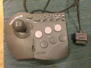 Rare SNES Fighter Stick for Sale in Arnold, MD