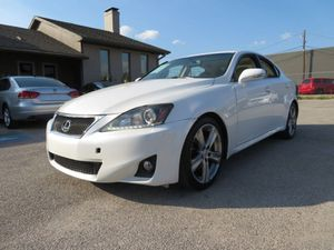 2012 Lexus IS 250 for Sale in Richardson, TX