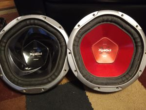 Ka-boom. Two Sony xpiod subwoofer s for Sale in Nashville, TN