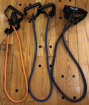 SPRI resistance bands. for Sale in San Lorenzo, CA