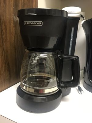 Black and Decker coffeemaker for Sale in Washington, DC